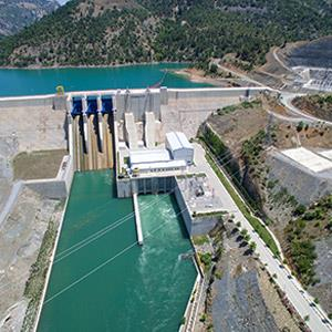 Enerjisa launched production at the Menge Dam and Hydroelectric Power Plant.